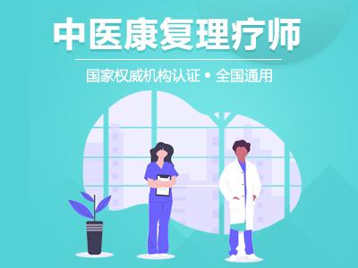 《中医康复理疗师资》