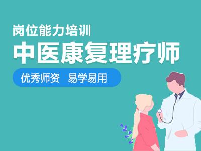 中医康复理疗系列课(网课)